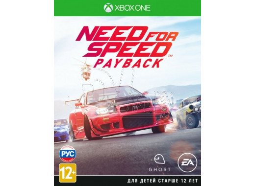 Need for Speed Payback (русская версия) (XBOX One)