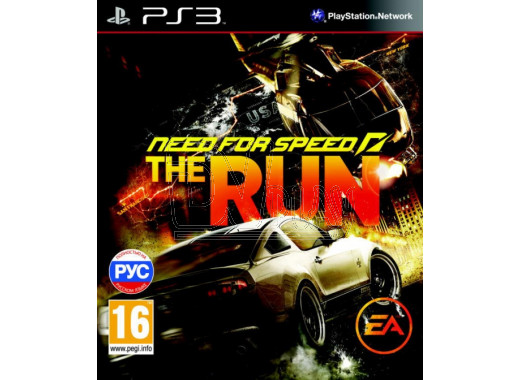 Need for Speed: The Run (русская версия) (PS3)