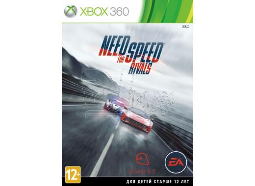 NFS Rivals (русская версия) (XBOX 360)