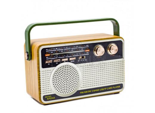 Радиоприемник Kemai MD-506BT (Bluetooth\USB\MP3\microSD)