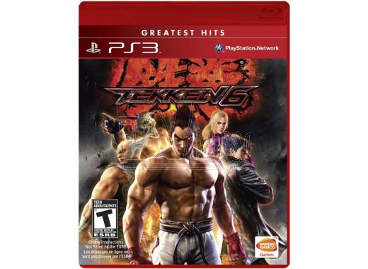 Tekken 6 (русские субтитры) (PS3)