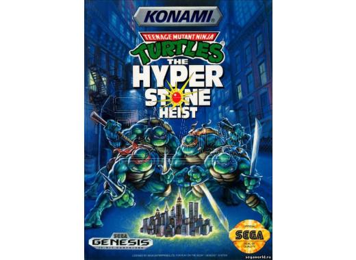 Turtles Hyper Stone 3 (Return) (16 bit)