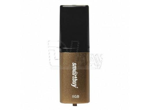 USB Flash 8Gb Smart Buy X-Cut коричневая
