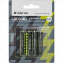 Defender LR03 BL4 упаковка 4шт