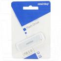 USB Flash 8Gb Smart Buy LM05 белая