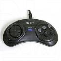 Джойстик для Sega Mega Drive 2 черный