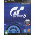 Gran Turismo 6 (русская версия) (PS3)