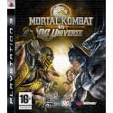 Mortal Kombat vs DC Universe  (PS3)