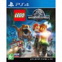 Lego Мир Юрского Периода (русские субтитры) (PS4)