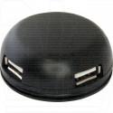 USB HUB Defender Quadro Light