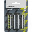 Defender LR6 4B упаковка 4шт