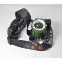 Налобный фонарь аккумуляторный P-T41-P50