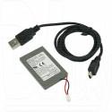 Battery pack 1000 mAh для PlayStation 4