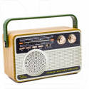 Радиоприемник Kemai MD-506BT (Bluetooth\USB\MP3\microSD\пульт)