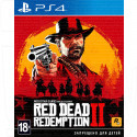 Red Dead Redemption 2 (русские субтитры) (PS4)