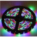 Светодиодная лента цветная 5м (5S) с пультом