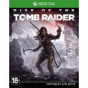 Rise of the Tomb Raider (русская версия) (XBOX One)