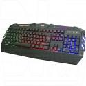 Игровая клавиатура SmartBuy Rush Interstellar 309  Black USB с подсветкой