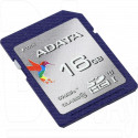 SDHC 16Gb A-Data Class 10 UHS-I Premier