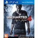 Uncharted 4: Путь вора (русские субтитры) (PS4)