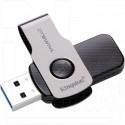 USB Flash 32Gb Kingston Data Traveler Swivl металл 3.0
