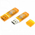 USB Flash 32Gb Smart Buy Glossy оранжевая