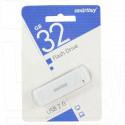 USB Flash 32Gb Smart Buy LM05 белая