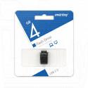 USB Flash 4Gb Smart Buy Art черная