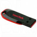 USB Flash 64Gb Sandisk Cruzer Blade черная