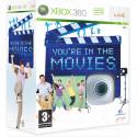 Видеокамера XBOX 360 с диском You're in the Movies