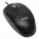 Мышь Dialog Pointer MOP-01BU USB