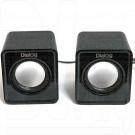 Dialog Colibri AC-02UP акустика 2.0 черная