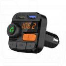 FM-трансмиттер Eplutus FB-09 Bluetooth, Handsfree