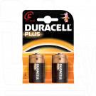 Duracell LR14 BP2 упаковка 2шт
