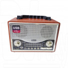 Радиоприемник Kemai MD-1706BT (Bluetooth\USB\ SD\MP3\microSD\220V)