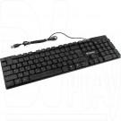 Клавиатура Defender OfficeMate HB-260 черная