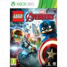 LEGO Marvel Мстители (русские субтитры) (XBOX 360)