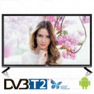 Телевизор BBK 40LEX-5031FT2C черный