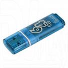 USB Flash 64Gb Smart Buy Glossy синяя