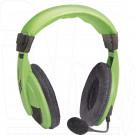 Defender Gryphon HN-750 гарнитура зеленая