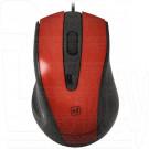 Мышь Defender MM-920 USB красно-черная