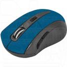 Мышь Defender MM-965 Accura голубая