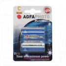 Agfa Photo LR14 BL2 упаковка 2шт