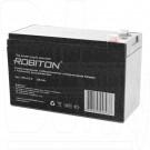 Аккумулятор Свинцово-кислотный Robiton 12V 9000 mАч (VRLA12-9)