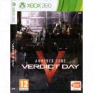 Armored Code Verdict Day (англ версия) (XBOX 360)