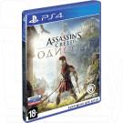 Assassin's Creed: Одиссея (русская версия) (PS4)