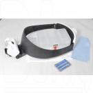 Бинокулярные очки 2LED Helmet Magnifier MG-82000-J