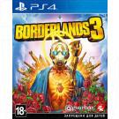 Borderlands 3 (русские субтитры) (PS4)