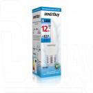 Светодиодная Лампа Smartbuy C37 E27 12Вт холодный свет