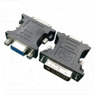 Переходник DVI (M) - VGA (F) Cablexpert